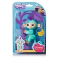 wowwee fingerlings zoe green extra photo 3