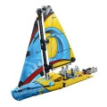 lego 42074 racing yacht extra photo 1