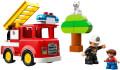 lego 10901 fire truck extra photo 1