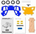 stanley junior xylokataskeyi aytokinito 4x4 beach buggy car ok036 sy extra photo 1