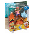 fisher price disney captain jake the neverland pirates figures izzys stingray slinger cbf46 extra photo 1