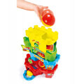 as baby clementoni ball drop castle roll and run 1000 17226 extra photo 3