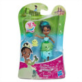 hasbro disney princess small doll little kingdom snap ins tiana e0209 extra photo 1