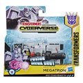 hasbro transformers cyberverse 1 step changer fusion mega shot megatron e3643 extra photo 2