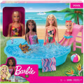 mattel barbie doll and pool playset ghl91 extra photo 2