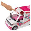 mattel barbie large ambulance hospital care clinic rescue vehicle frm19 extra photo 3