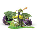 mattel mega construx breakout beasts figure with slime series 3 gck31 extra photo 5
