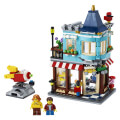lego 31105 townhouse toy store extra photo 1