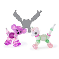 twisty petz three pack figures serie 2 queenie koala snowflakes unicorn 20104387 extra photo 1