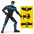the caped crusader nightwing 10cm 20127094 dc comics extra photo 1