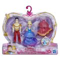 hasbrodisneyprincess royal clips charming rainbow fashion pack e9055 extra photo 4