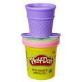 hasbroplay doh mini can topper ice cream cone e3410 extra photo 1