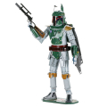 metal earthiconx star wars boba fett extra photo 1