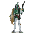 metal earthiconx star wars boba fett extra photo 2