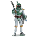 metal earthiconx star wars boba fett extra photo 3