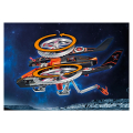 playmobil 70023 elikoptero galaxy pirates extra photo 3