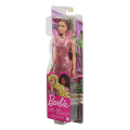 barbie glitz outfits brown hair doll with red dress grb33 extra photo 2