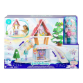 enchantimals hoppin ski chalet playset gjx50 extra photo 1