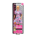 barbie fashionistas 150 no hair look floral dress white booties earrings gyb03 extra photo 4