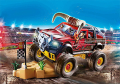 playmobil 70549 monster truck kokkinos tayros extra photo 2