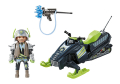 playmobil 70235 ice scooter ton arctic rebels extra photo 1