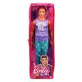 barbie ken doll fashionistas 164 malibu 61 shirt doll grb89 extra photo 6