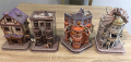 harry potter hogwarts diagon alley 4 in 1 extra photo 1