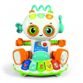 as baby clementoni baby robot speak greek 1000 63330 extra photo 1