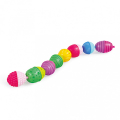 as lalaboom montessori education 5 in 1 snap beads 1000 86090 extra photo 3