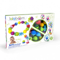 as lalaboom montessori education 5 in 1 snap beads 1000 86090 extra photo 7