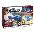 as silverlit spinner mad single shot blaster mega wave 7530 86304 extra photo 2