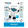 as silverlit ycoo neo robo beats tap dance robot 7530 88587 extra photo 6