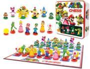 nintendo mario chess collectors edition tin box photo