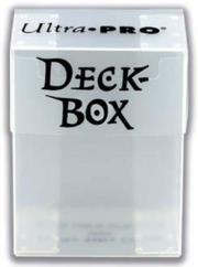 deck box clear for pokemon ygo mtg wow dungeons photo