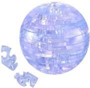 bard crystal puzzle globe photo