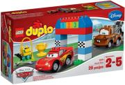 lego 10600 duplo disney pixar cars classic race photo