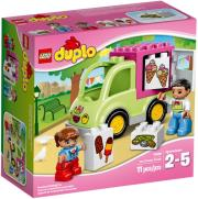 lego 10586 duplo ice cream truck photo