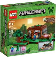 lego 21115 minecraft the first night photo