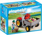 playmobil 6131 country trakter me fortio photo