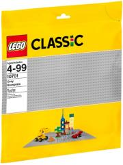 lego 10701 classic gray baseplate photo
