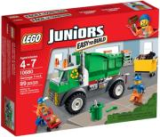 lego 10680 juniors garbage truck photo