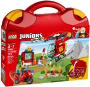 lego 10685 juniors fire suitcase photo