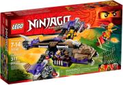 lego 70746 ninjago condrai copter attack photo