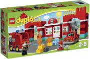 lego 10593 fire station photo