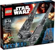 lego 75104 star wars kylo ren s command shuttle photo
