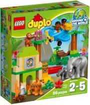 lego 10804 duplo jungle photo