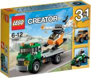 lego 31043 creator chopper transporter photo