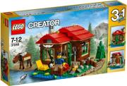 lego 31048 creator lakeside lodge photo