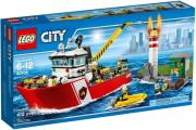 lego 60109 city fire boat photo