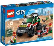 lego 60115 city 4 x 4 off roader photo